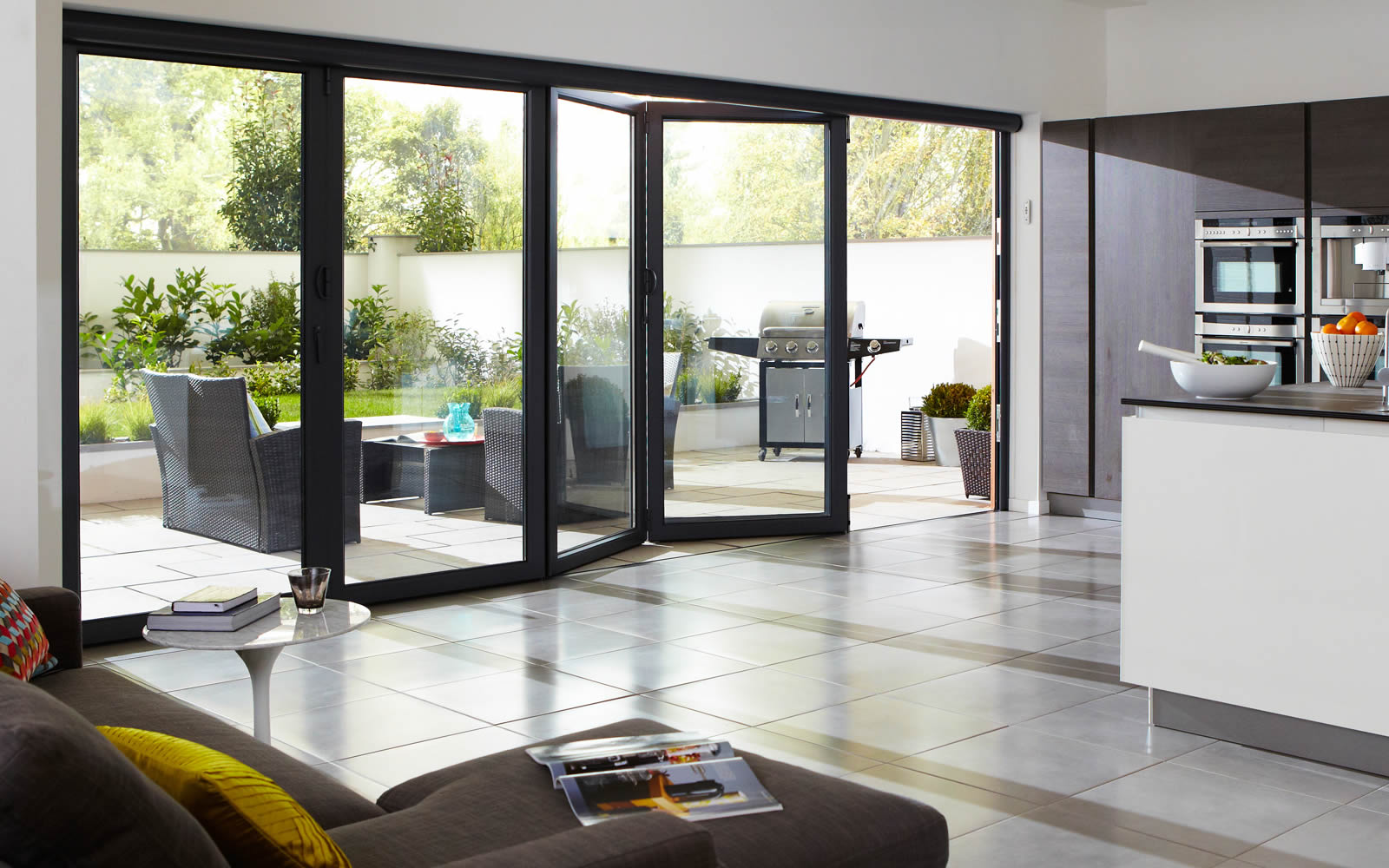 Bi Fold Doors installed anywhere in the UK