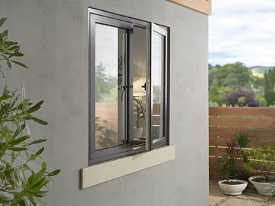 Flush Casement Windows