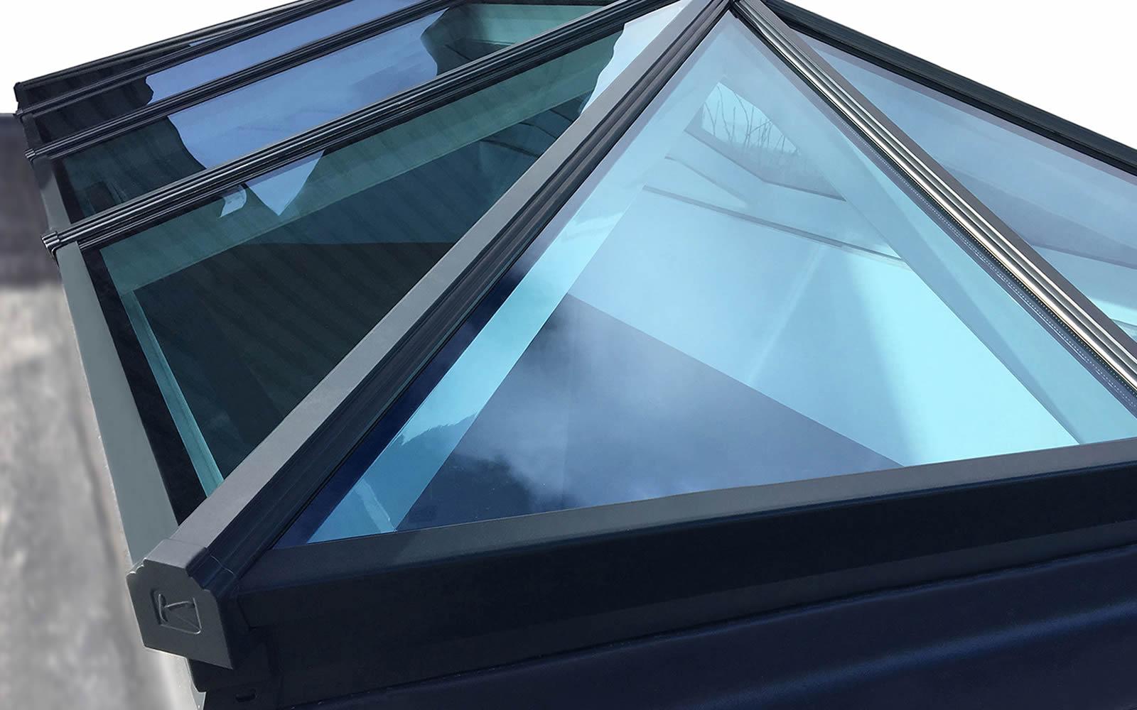 Belvedere Lantern Roof