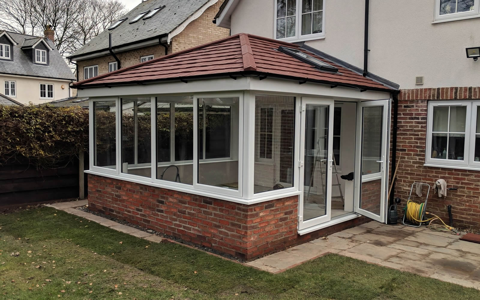 Solid Conservatory Roof Yorkshire