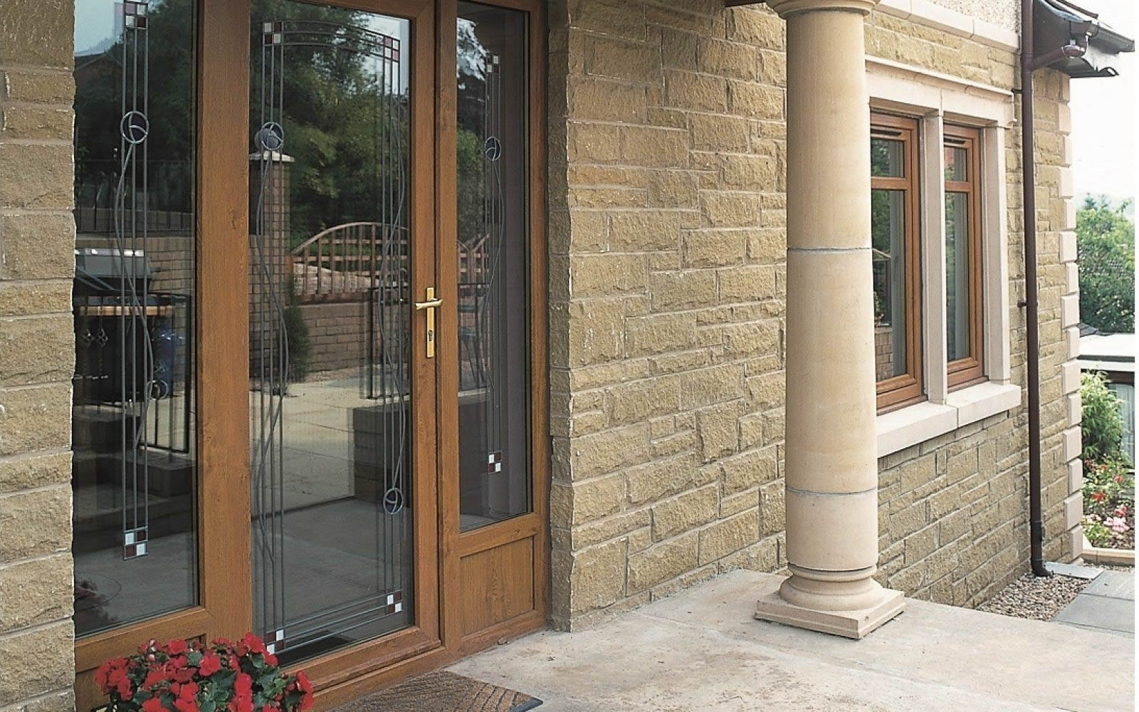 quality uPVC Doors